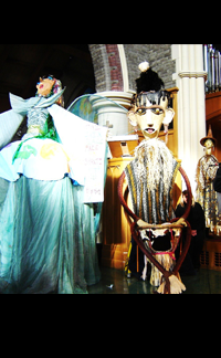 Puppets and Traditions
